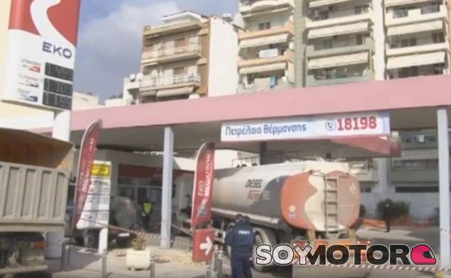 El peor sitio para encontrar una bomba de la II Guerra Mundial - SoyMotor.com