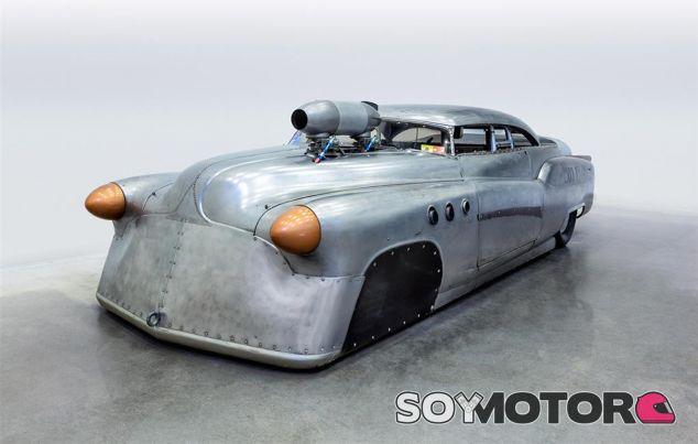 El aspecto de este Buick Riviera parece sacado de un cómic de Batman - SoyMotor
