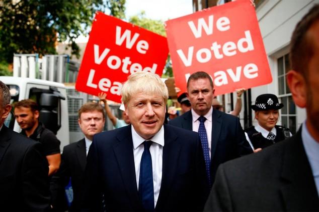 Boris Johnson, primer ministro del Reino Unido - SoyMotor
