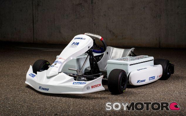 Una vez terminado el proyecto, se valora crear una categoría llamada FIA eKartin Cup - SoyMotor