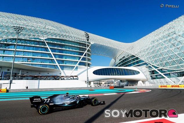Pirelli ve más diferencia entre compuestos de la prevista - SoyMotor.com