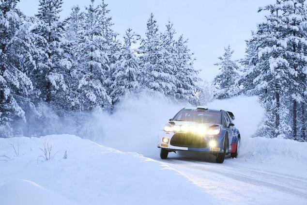 Bottas, sexto en un Arctic Rally dominado por Toyota - SoyMotor.com