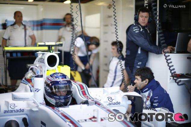 Valtteri Bottas en el Williams - LaF1