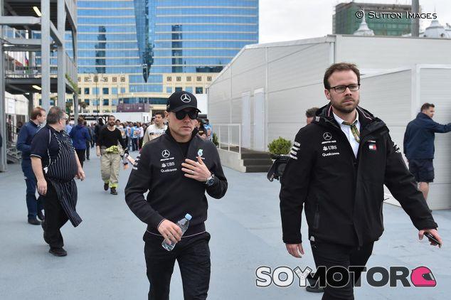 Valtteri Bottas en Azerbaiyán - SoyMotor