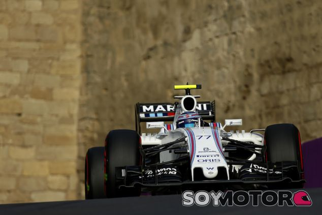 Valtteri Bottas en Bakú - LaF1