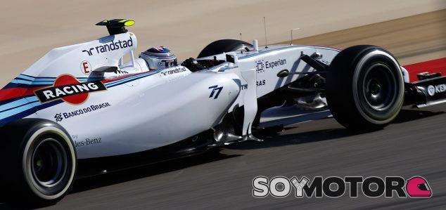 Bottas prueba con éxito nuevos componentes aerodinámicos