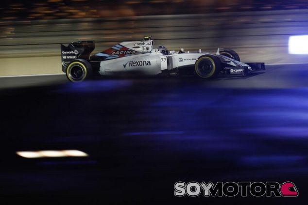 Valtteri Bottas con el Williams en Baréin - LaF1