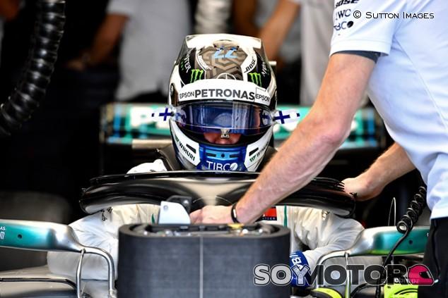 Valtteri Bottas en Interlagos - SoyMotor.com