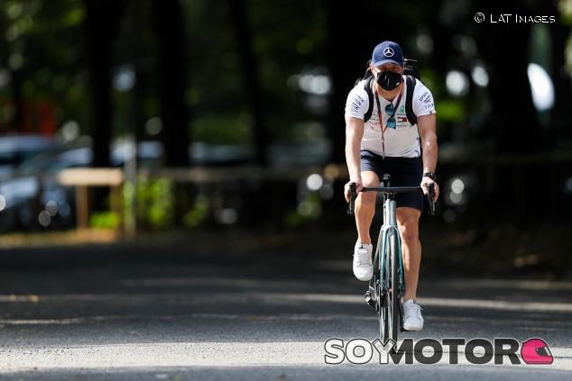 """Bottas mira al ciclismo con envidia: """"Ahí hay espíritu de equipo de verdad"""" - SoyMotor.com"""