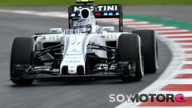 Williams, por detrás de Red Bull en la clasificación de México - LaF1