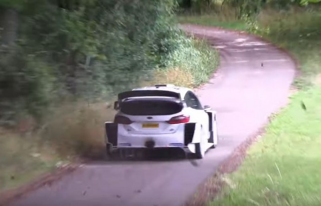 "Bottas ve ""beneficios"" a sus test con coches de rally - SoyMotor.com"