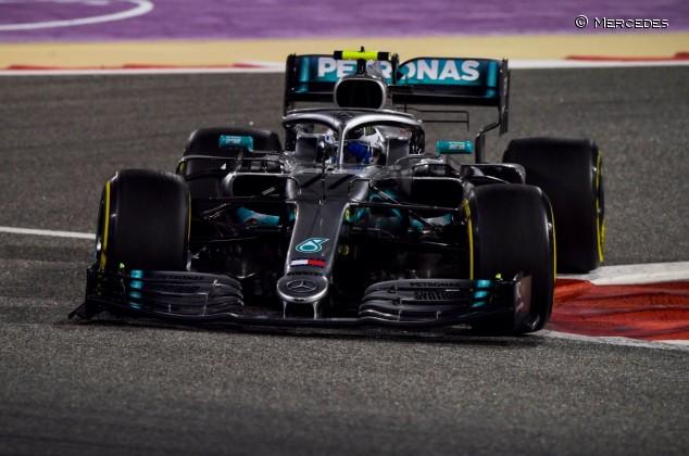 Mercedes en el GP de Baréin F1 2019: Sábado - SoyMotor.com