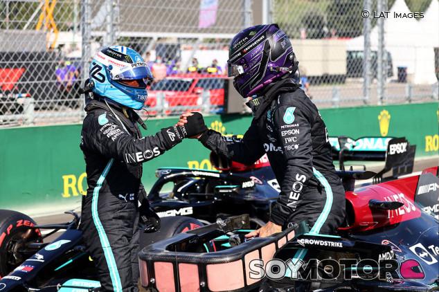 """Hamilton: """"Bottas es el primer compañero con el que me comunico de verdad"""" - SoyMotor.com"""