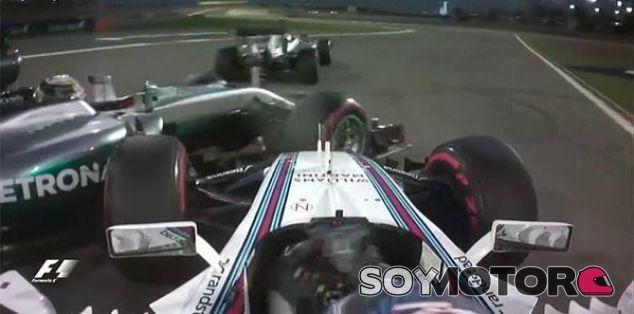 Bottas resta importancia al toque con Hamilton - LaF1