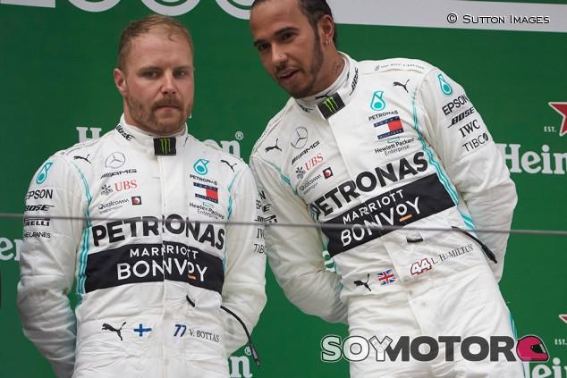 """Hamilton no se confía tras China: """"Esto no es real, Ferrari es fuerte"""" - SoyMotor.com"""