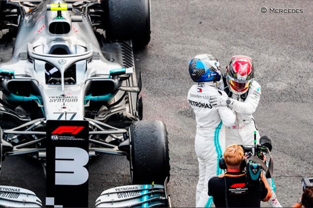 Heidfeld predice que el dominio de Mercedes acabará en 2020 - SoyMotor.com