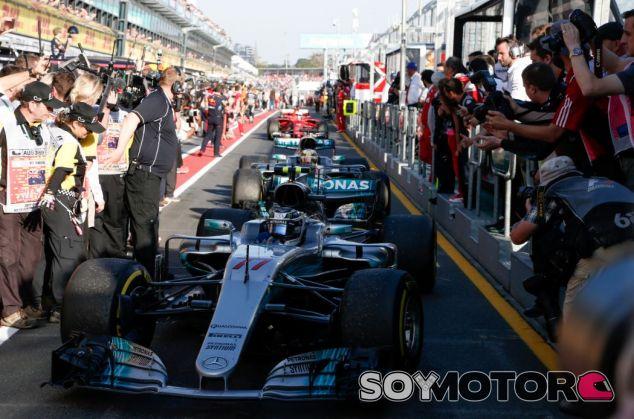 Bottas cree que es cuestión de tiempo que alcance el nivel de Hamilton - SoyMotor