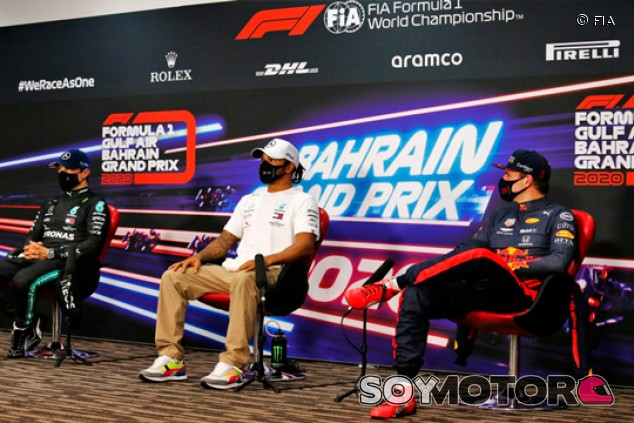 Bahreïn GP F1 2020: Conférence de presse du samedi - SoyMotor.com