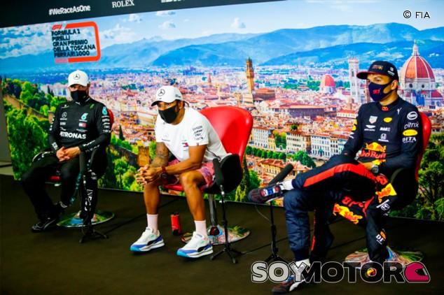 GP de la Toscana F1 2020: rueda de prensa del domingo - SoyMotor.com