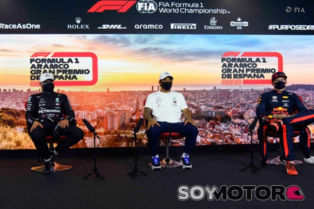 GP de España F1 2020: Rueda de prensa del sábado - SoyMotor.com