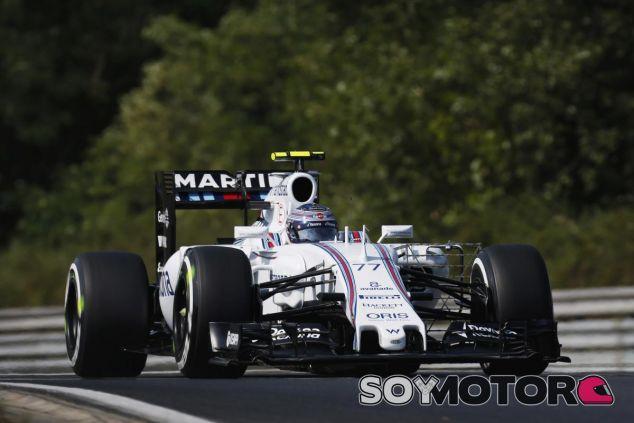 Bottas quiere aspirar a repetir el podio que logró el año pasado en Bélgica - LaF1