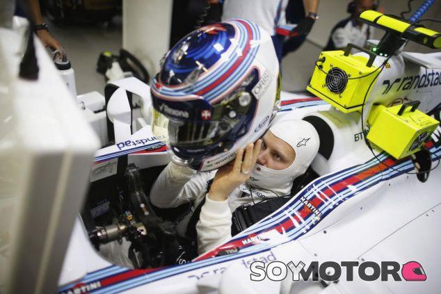 Bottas y Williams confían en acercarse más a Mercedes en Sochi - LaF1