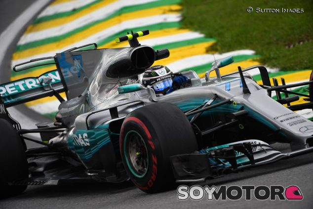 Valtteri Bottas en Brasil - SoyMotor