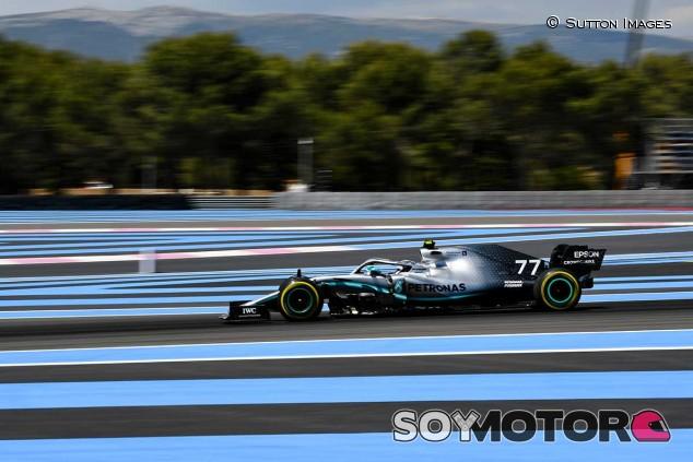 Valtteri Bottas en los Libres del GP de Francia F1 2019 - SoyMotor