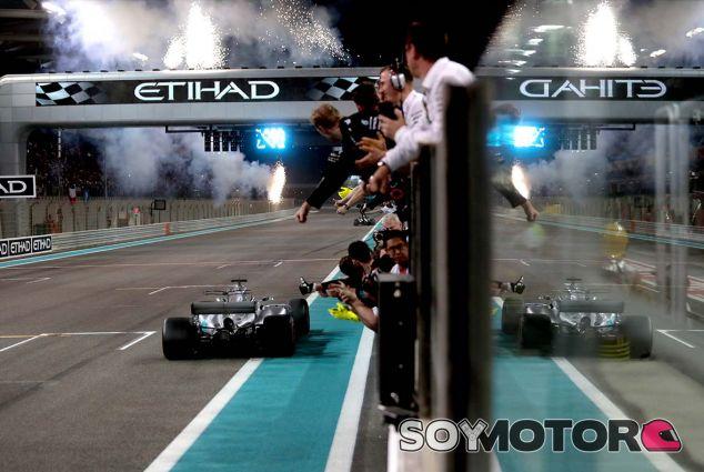 Valtteri Bottas en Yas Marina - SoyMotor.com