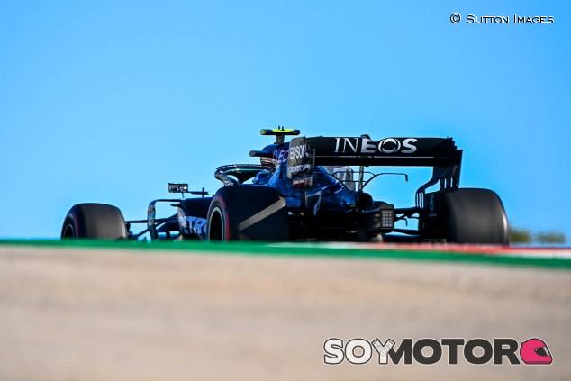 Mercedes domina los Libres 3 de Portugal; Verstappen a una décima - SoyMotor.com