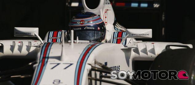 Valtteri Bottas en Spa-Francorchamps - LaF1