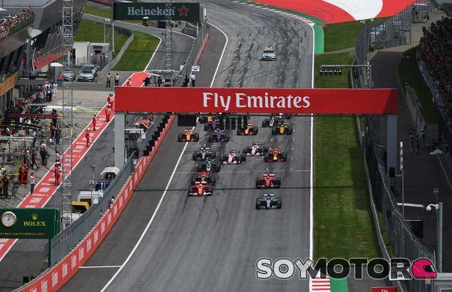 Comprueba si puedes superar la salida de Bottas en Austria - SoyMotor.com