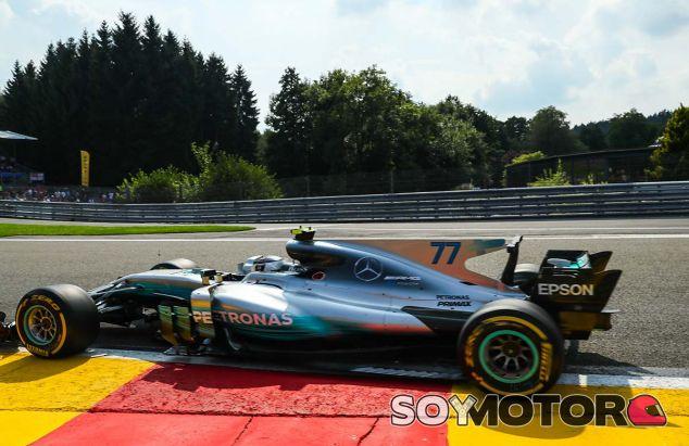 Valtteri Bottas en Spa - SoyMotor.com