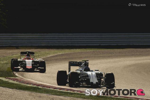 Manor recibirá piezas importantes de Williams con su nueva colaboración - LaF1