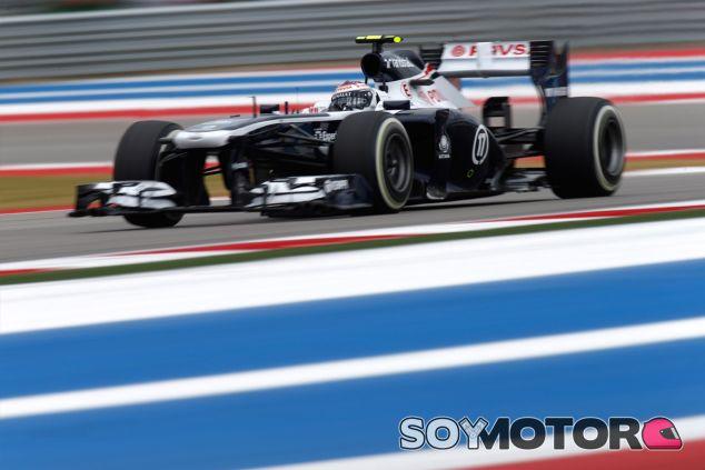 Valtteri Bottas en el Gran Premio de Estados Unidos - LaF1