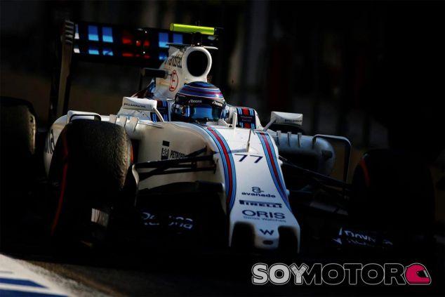 Valtteri Bottas en Baréin - LaF1