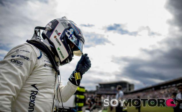 Valtteri Bottas en Alemania - LaF1