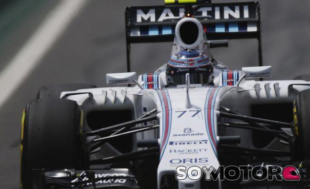 Valtteri Bottas en el Gran Premio de Brasil - LaF1