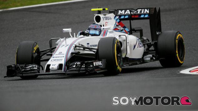 Bottas espera realizar una buena estrategia mañana como en Malasia - LaF1