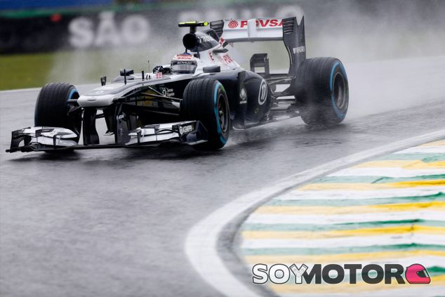 Valtteri Bottas en Sao Paulo - LaF1