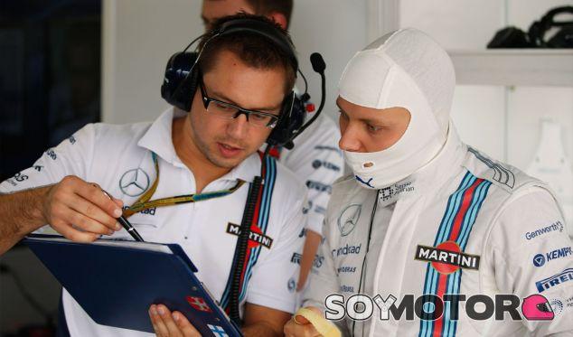 Valtteri Bottas en el pasado GP de Brasil - LaF1