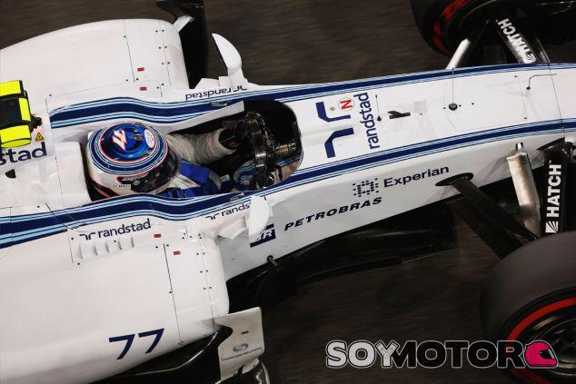 Valtteri Bottas en el Yas Marina - LaF1