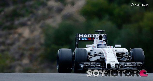 Valtteri Bottas, hoy en Jerez - LaF1