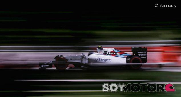 Valtteri Bottas en el pasado Gran Premio de Canadá - LaF1