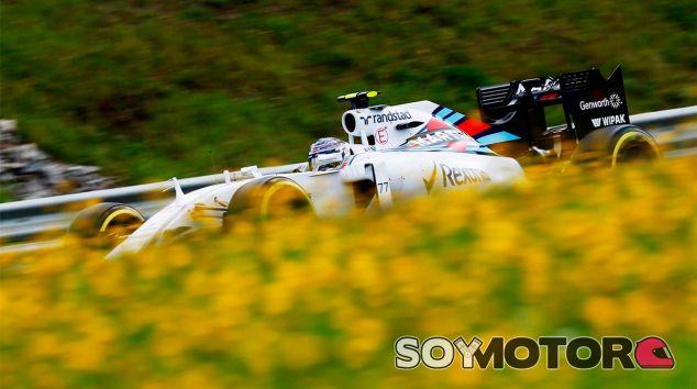 Valtteri Bottas en el Gran Premio de Austria - LaF1