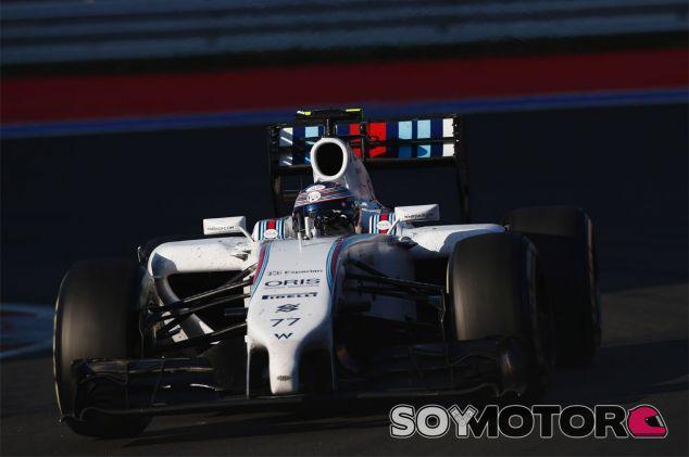 Valtteri Bottas en Sochi - LaF1