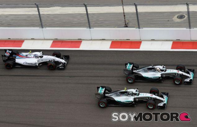 Bottas saltará a Mercedes en 2017 - SoyMotor