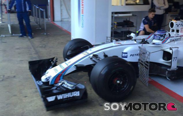 Valtteri Bottas ve señales de progreso en Williams - LaF1