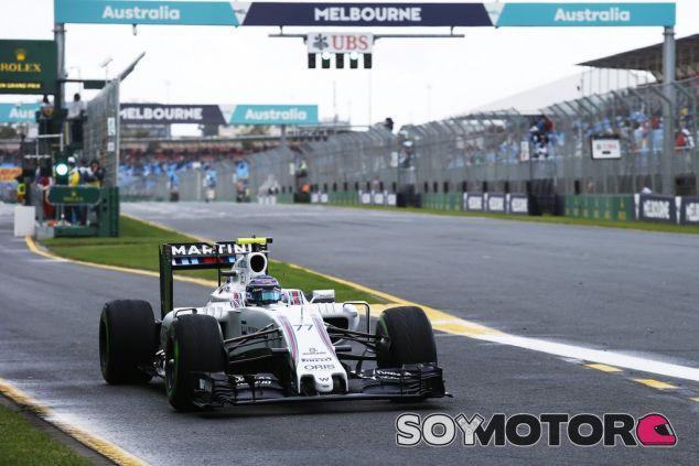 Valtteri Bottas tiene ganas de pilotar mañana - LaF1
