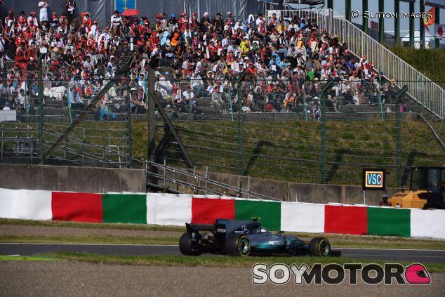 Valtteri Bottas en Suzuka –SoyMotor.com